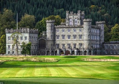 Taymouth Castle Golf Course