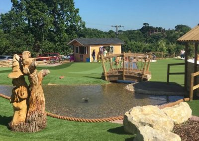 New Forest Adventure Golf, Lymington